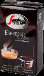 Segafredo Espresso Casa 250г